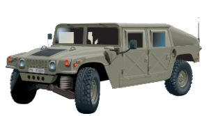 Highest Ranked Military Humvee Parts for Sale