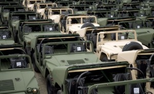St. Louis Mo Military Humvee Parts for Sale