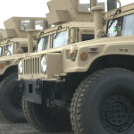 military hummers for sale parts